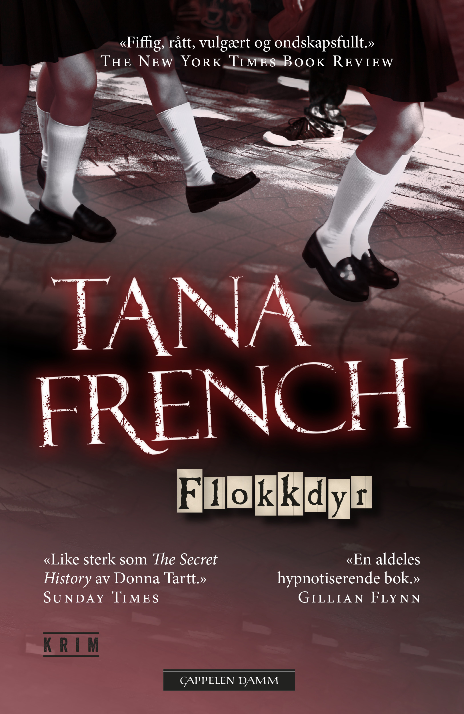 Bilderesultat for flokkdyr av tana french