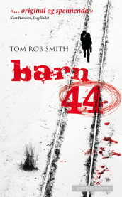 Barn 44 av Tom Rob Smith (Heftet)