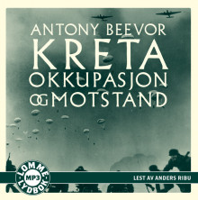 Kreta av Antony Beevor (Lydbok MP3-CD)