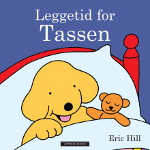 Leggetid for Tassen av Eric Hill (Innbundet)
