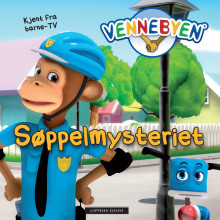 Vennebyen - Søppelmysteriet av CreaCon Entertainment AS (Innbundet)