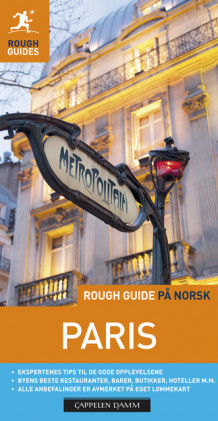 Paris - Rough Guide på norsk av Ruth Blackmore (Heftet)