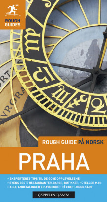 Praha - Rough Guide på norsk av Rob Humphreys (Heftet)