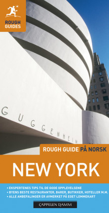 New York - Rough Guide på norsk av Martin Dunford (Heftet)