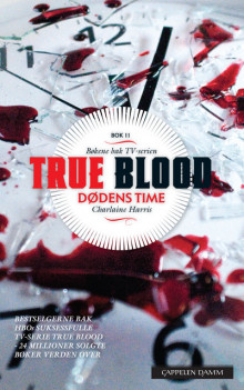 Sookie Stackhouse 11 - Dødens time (bøkene bak True Blood) av Charlaine Harris (Heftet)