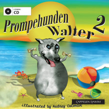 Prompehunden Walter 2 av William Kotzwinkle (Lydbok-CD)