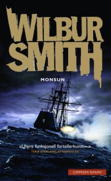 Monsun av Wilbur Smith (Ebok)