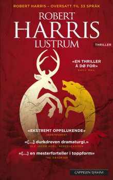 Lustrum av Robert Harris (Heftet)