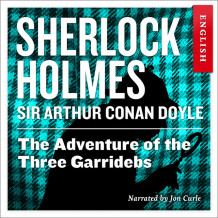The adventure of the three garridebs av Sir Arthur Conan Doyle (Nedlastbar lydbok)
