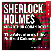 The adventure of the retired colourman av Sir Arthur Conan Doyle (Nedlastbar lydbok)