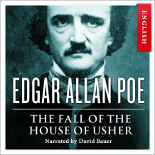 The fall of the house of Usher av Edgar Allan Poe (Nedlastbar lydbok)