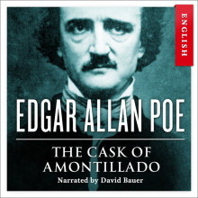 The cask of Amontillado av Edgar Allan Poe (Nedlastbar lydbok)