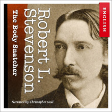 The body snatcher av Robert Louis Stevenson (Nedlastbar lydbok)