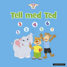 Vennebyen Mini - Tell med Ted av CreaCon Entertainment AS (Kartonert)