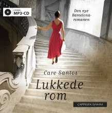 Lukkede rom av Care Santos (Lydbok MP3-CD)