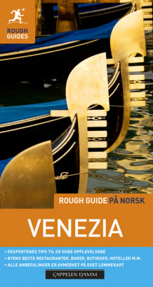 Venezia - Rough Guide på norsk av Jonathan Buckley (Heftet)