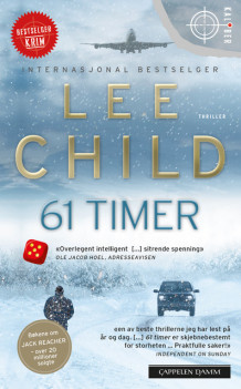 61 timer av Lee Child (Ebok)