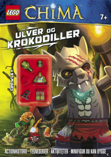 LEGO® LEGENDS OF CHIMA™ - Ulver og krokodiller (Stiftet)
