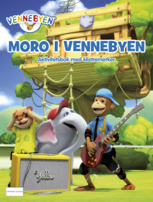 Vennebyen - Moro i Vennebyen av CreaCon Entertainment AS (Heftet)