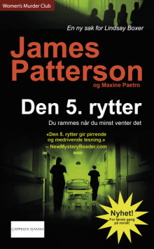 Den 5. rytter av James Patterson (Ebok)