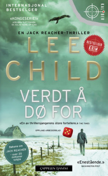 Verdt å dø for av Lee Child (Ebok)