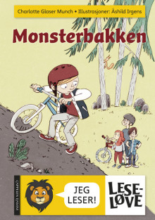 Monsterbakken av Charlotte Glaser Munch (Innbundet)