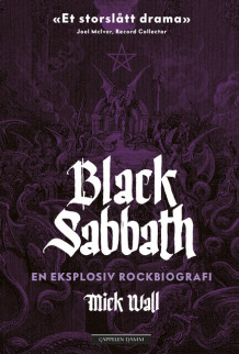 Black Sabbath av Mick Wall (Innbundet)