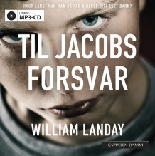 Til Jacobs forsvar av William Landay (Lydbok MP3-CD)