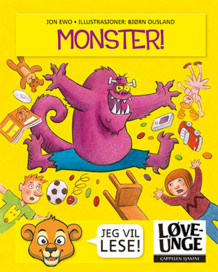 Monster! av Jon Ewo (eBok+)