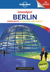 Omslag - Berlin Lonely Planet Lommekjent