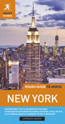 New York – Rough Guide på norsk av Martin Dunford (Heftet)
