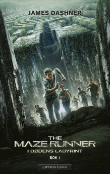 The maze runner. Bok 1. I dødens labyrint av James Dashner (Heftet)