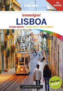 Lisboa Lonely Planet Lommekjent (Heftet)