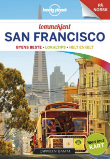 San Francisco Lonely Planet Lommekjent (Heftet)