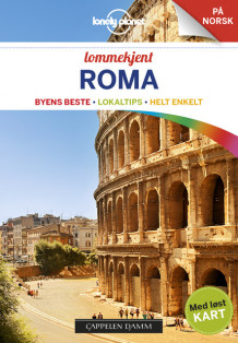 Roma Lonely Planet Lommekjent (Heftet)