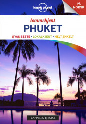 Phuket Lonely Planet Lommekjent (Heftet)