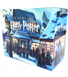 Harry Potter samleboks pocket 1-7 av J.K. Rowling (Pakke)