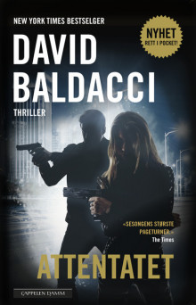 Attentatet av David Baldacci (Heftet)