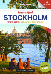 Stockholm Lonely Planet Lommekjent (Heftet)