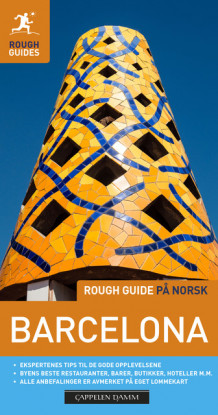 Barcelona - Rough Guide på norsk av Jules Brown (Heftet)