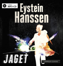 Jaget av Eystein Hanssen (Lydbok MP3-CD)