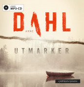 Utmarker av Arne Dahl (Lydbok MP3-CD)