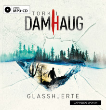 Glasshjerte av Torkil Damhaug (Lydbok MP3-CD)