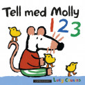 Omslag - Tell med Molly!