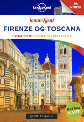 Firenze og Toscana Lonely Planet Lommekjent av Lonely Planet (Heftet)