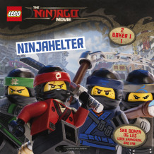 LEGO® The NINJAGO® Movie™ - Ninjahelter av Michael Petranek (Innbundet)