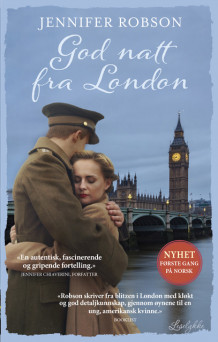 God natt fra London av Jennifer Robson (Ebok)