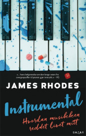 Instrumental av James Rhodes (Heftet)