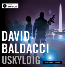 Uskyldig av David Baldacci (Lydbok MP3-CD)