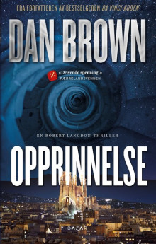 Opprinnelse av Dan Brown (Heftet)